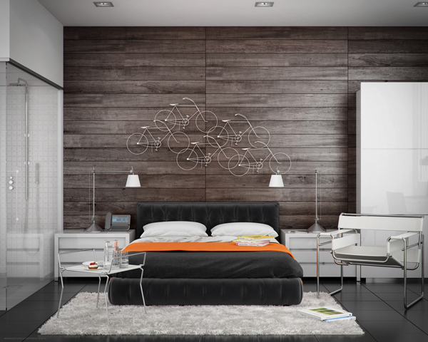 bedroom-interior-wood-paneling