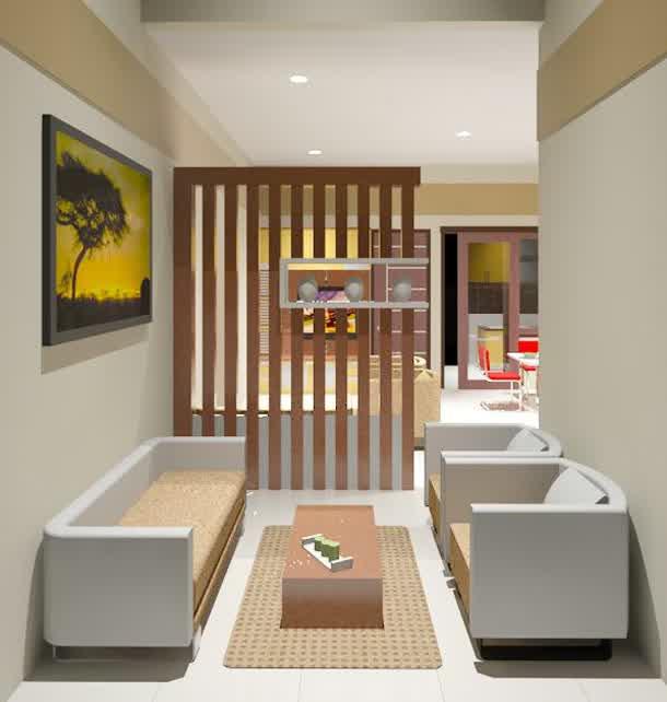 Interior Rumah Minimalis