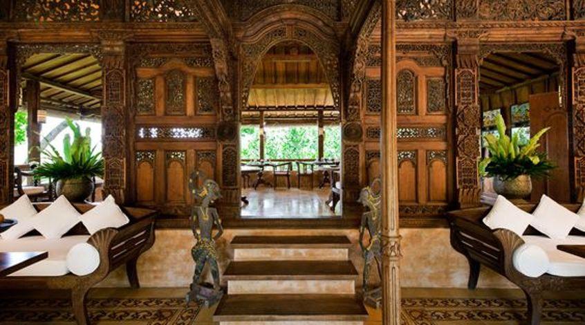 Gaya Desain Interior Tradisional Jawa