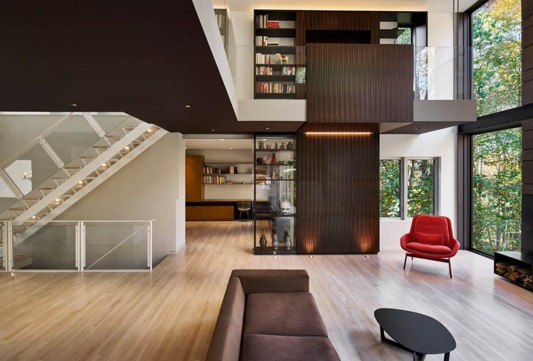 desain interior gaya kontemporer