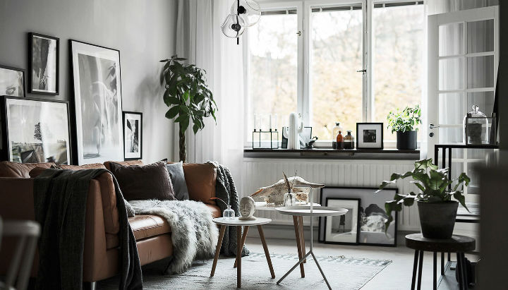 Gaya Desain Interior Skandinavian